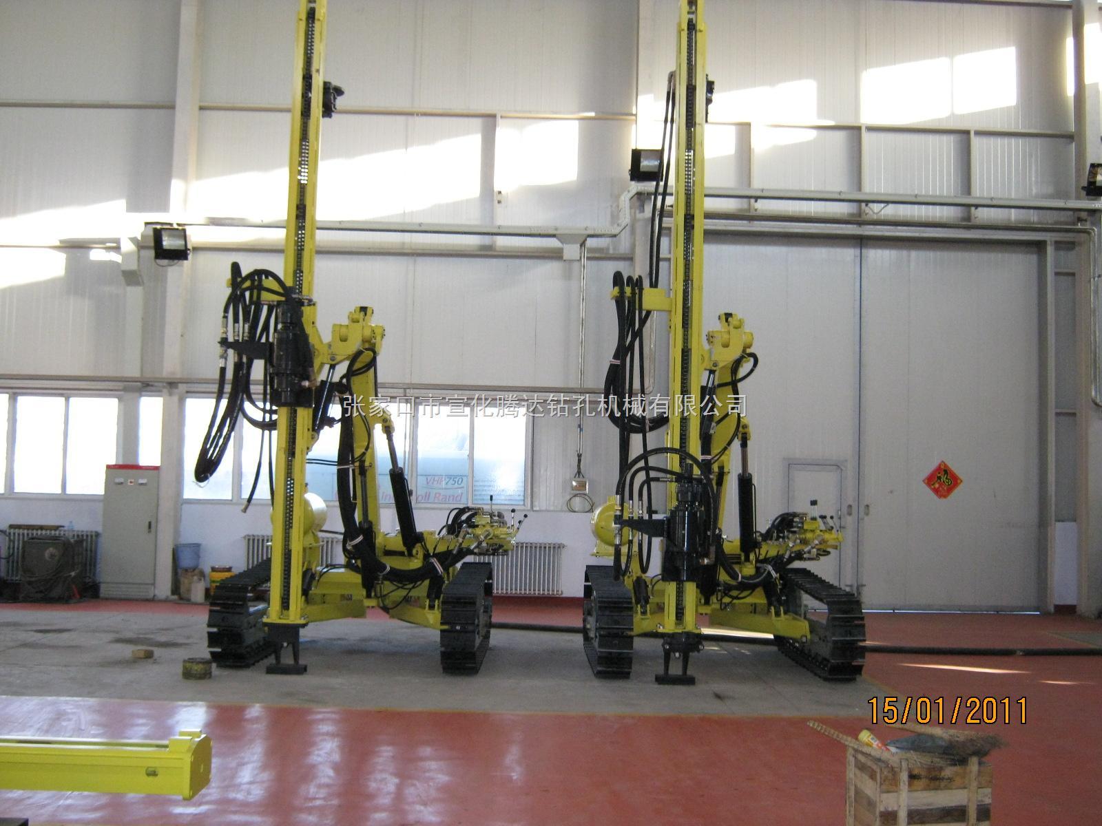 CM351全液压潜孔钻机宣化钻机生产厂家