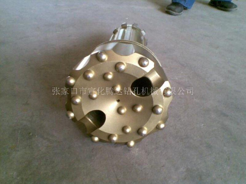DHD360-19C潜孔钎头-204mm高风压钎头