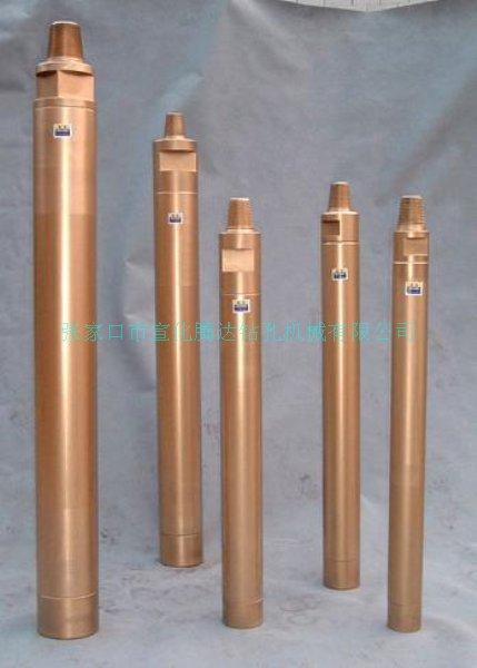 W110冲击器中风压潜孔冲击器