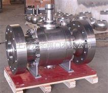 美标API管线球阀 焊接型号Q67F H W Y Q367 Q667 Q967三片式减流量锻钢缩径球阀