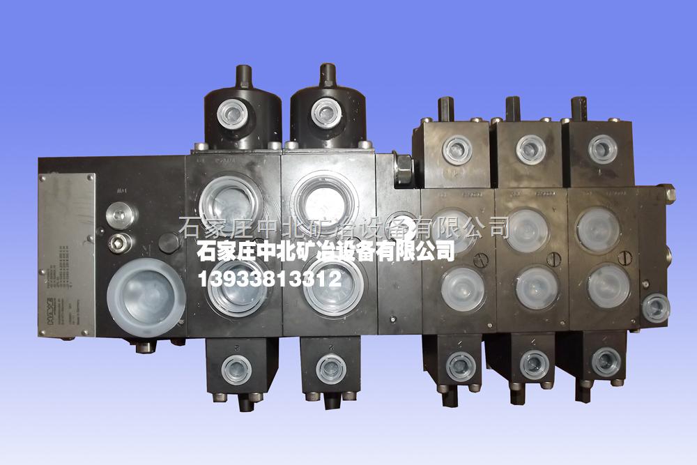PSV6S1/240-5-E1五联多路换向阀