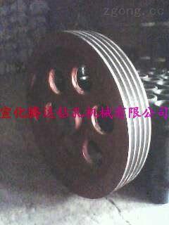 阜新市KQG150潜孔钻机配件小皮带轮