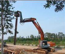 供应正基dz10a桩工机械,弹簧打桩锤的发展|弹簧振动锤的前身