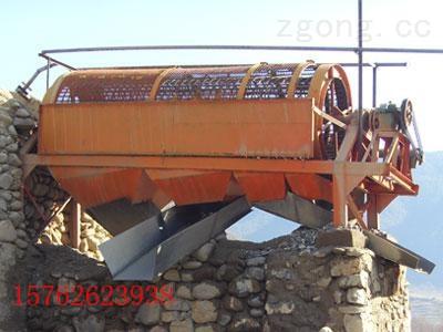滚筒筛沙机 山东滚筒筛 滚筒筛处理量及价格