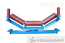 槽形调心托辊,TD75型皮带机调心托辊