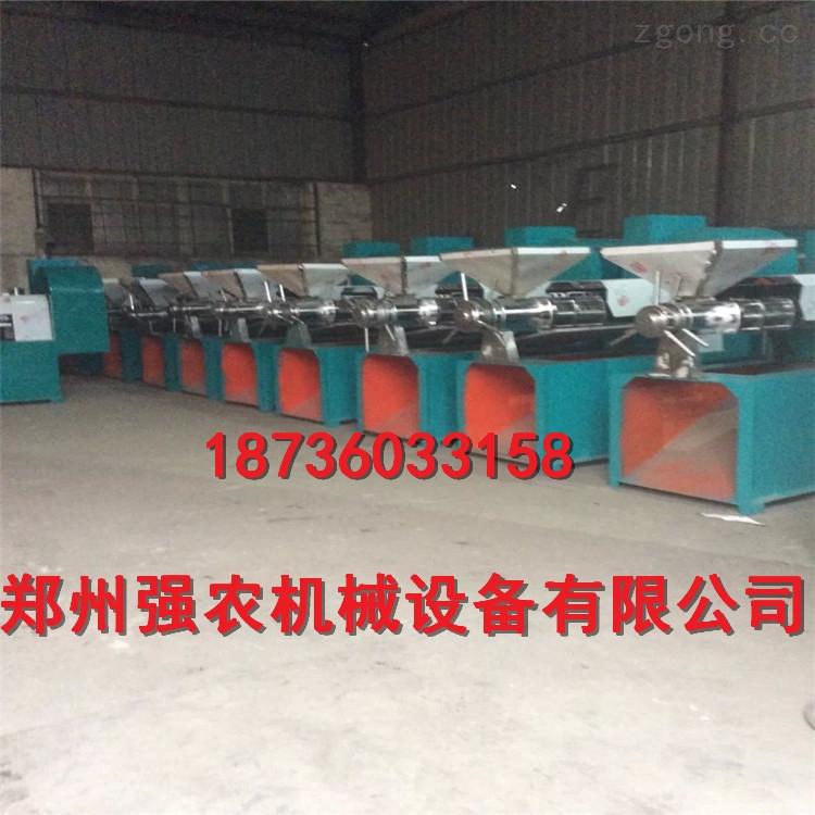北京强农QN-125螺旋榨油机专供 北漂希望在何方