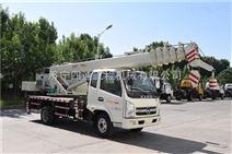 济宁四通8吨吊车厂家现货 全国热销STSQ8C