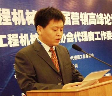 杜海濤:工程機械后市快速發展 行業期待轉型