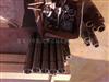 低风压冲击器钎头-QZJ100B钻具冲击器钎头